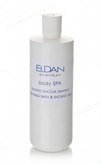SPA-гель для душа и ванны (Eldan Cosmetics | Premium body SPA | Premium body SPA refining bath & shower gel), 500 мл