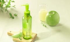 Oчищающее гидрофильное масло с экстрактом яблока Innisfree Apple Seed Cleansing Oil