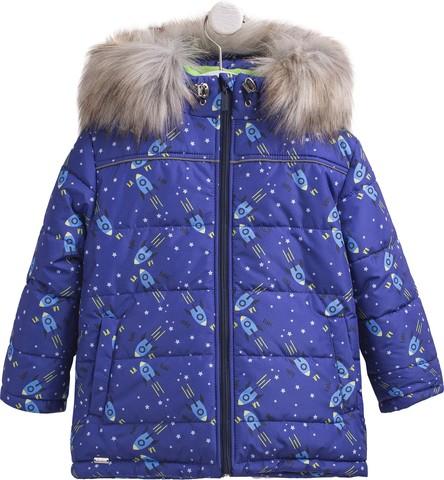 КТ195 Куртка для мальчика зимняя