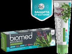 """Зубная паста """"BioMed"""" Биокомплекс 100г"""