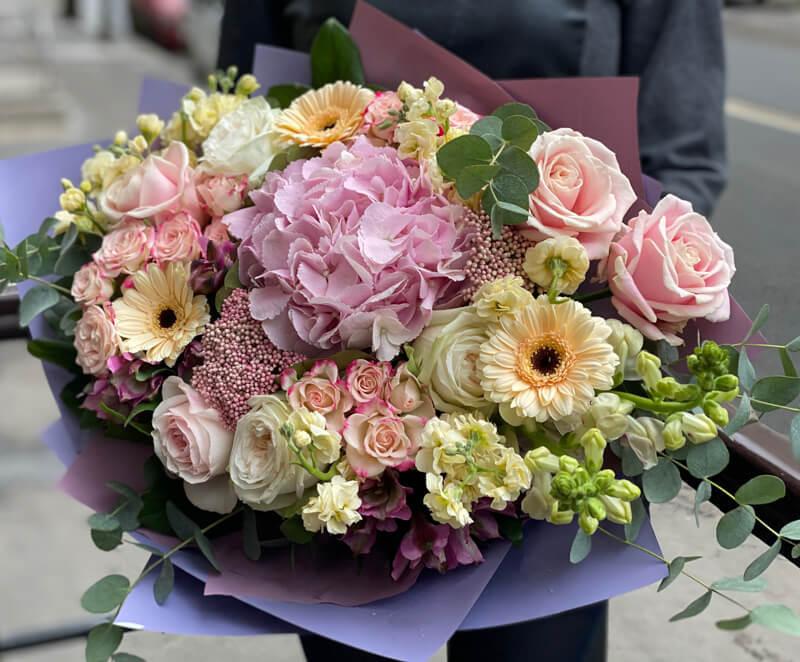 Букет цветов 360