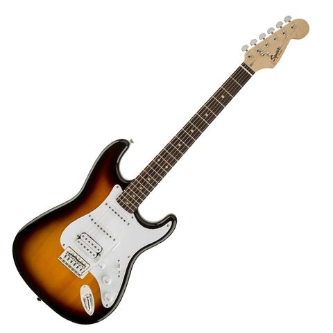 Электрогитара Fender Squier Bullet trem BSB