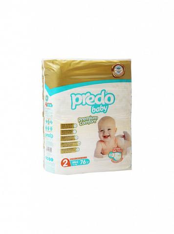 Uşaq bezi \ Подгузники \ Diapers Predo 2 Mini Jambo 76 pcs