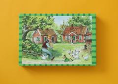 Пазл картонный «Петсон и Финдус» 104 детали