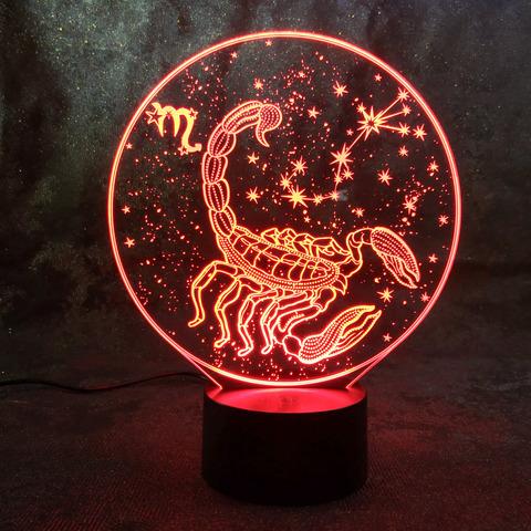 Зодиак - Скорпион