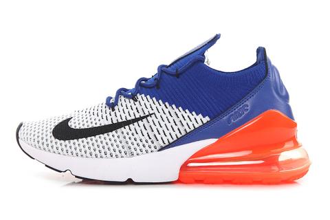 Nike Air Max 270 'Grey/Blue/Orange'