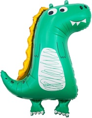 К Фигура, Динозаврик, Зеленый, 34