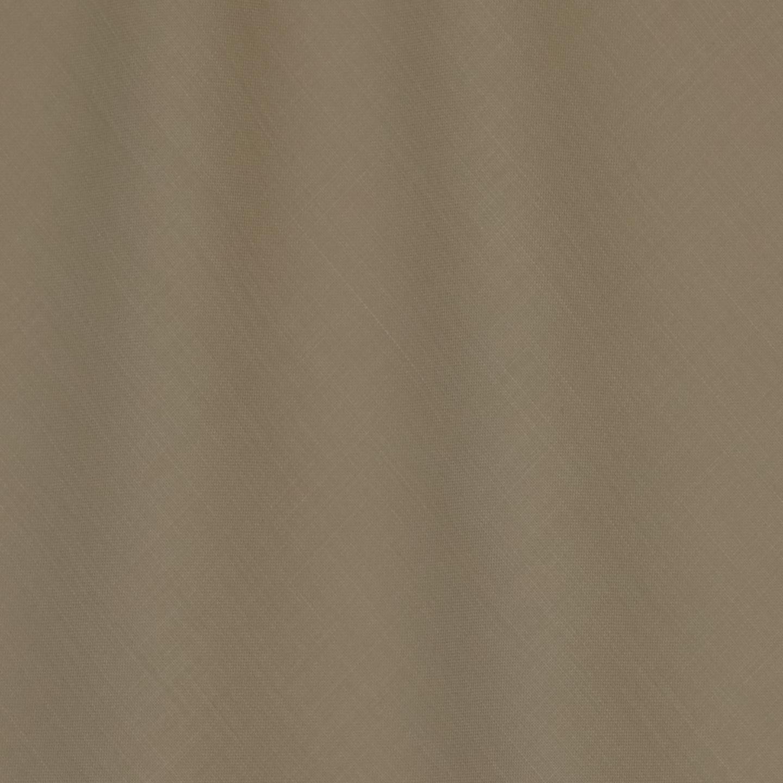 Плательная шерстяная рогожка приглушенного бежевого цвета
