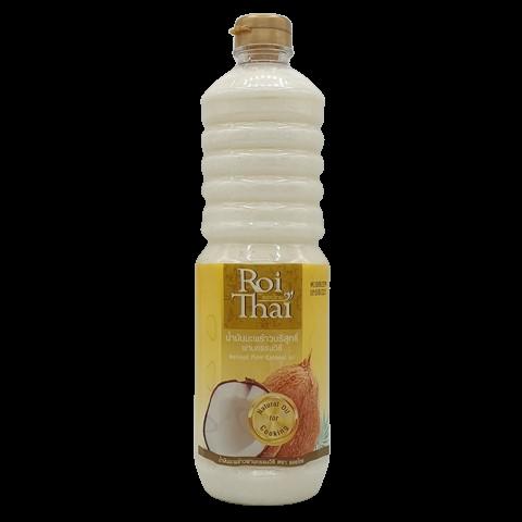 Кокосовое масло рафинированное ROI THAI, 1 л