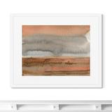 Marina Sturm - Репродукция картины в раме Earth colors, No2