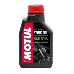 Вилочное масло полусинтетика Motul Fork Oil Expert Light 10W 1L