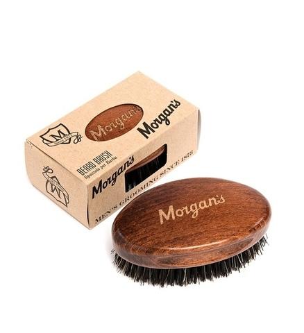 Щетка для бороды и усов Morgan`s