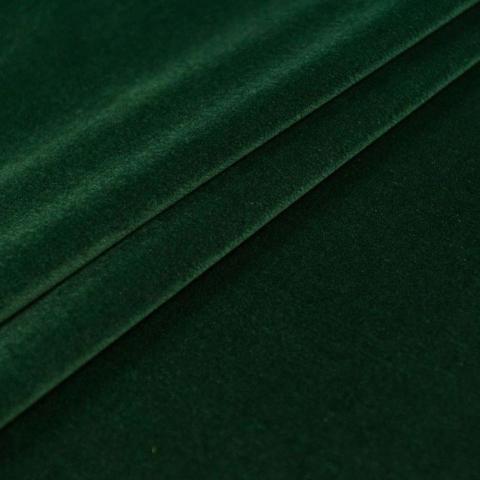 Бархат негорючий зеленый, ширина - 150 см., 450 гр./м2. арт. BR/210VN/45