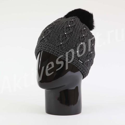 Картинка шапка Eisbar miranda fur crystal 007 - 1