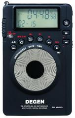 Радиоприемник Degen DE-1123