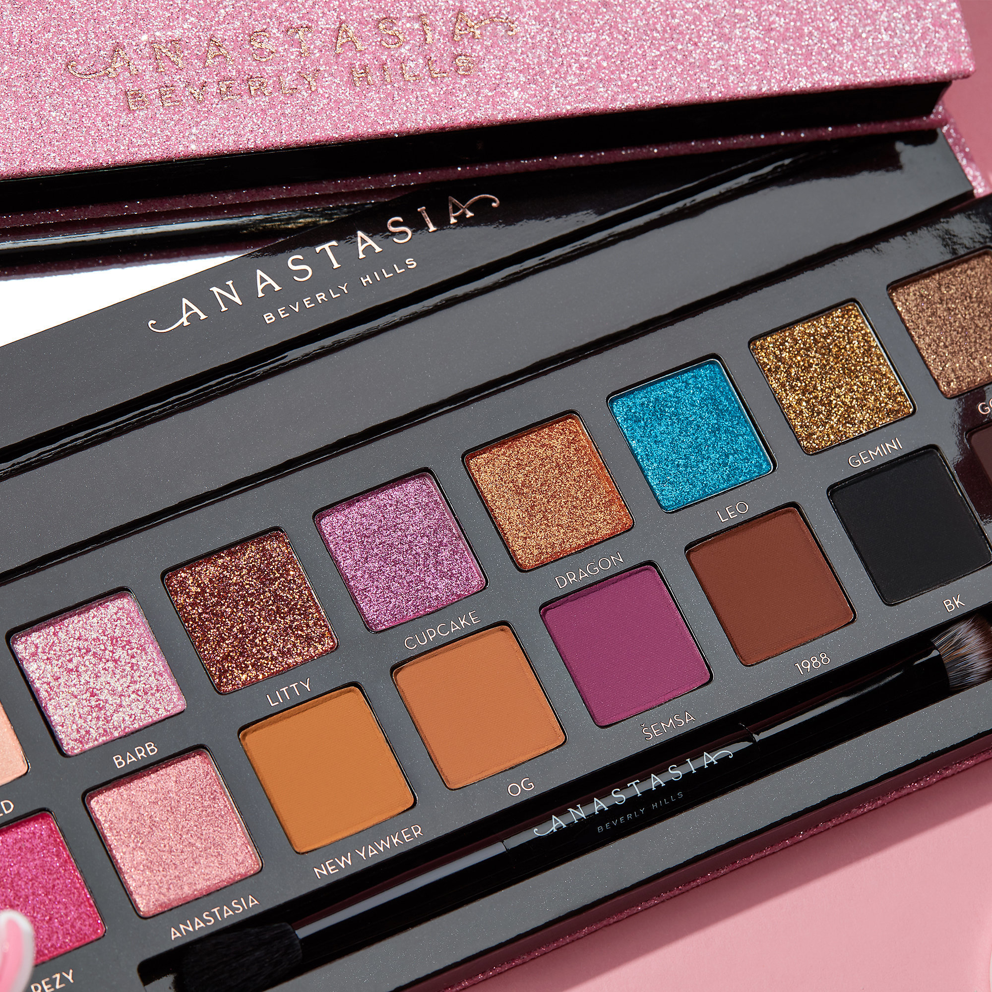 Anastasia Beverly Hills Amrezy palette