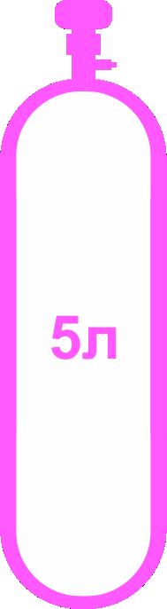 Баллон 5 л