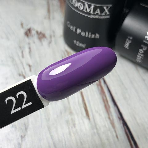 Гель лак с ароматом клубники №22, 12 мл