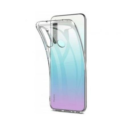 Чехол для Xiaomi Redmi Note 8T | силикон прозрачный