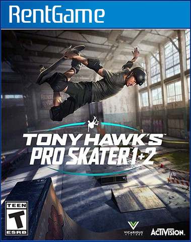 Tony Hawk's Pro Skater 1 + 2 Deluxe Edition PS4 | PS5