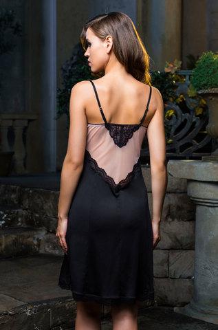 Сорочка женская с кружевом  MIA-MIA Elegance de lux  ЭЛЕГАНС 12031