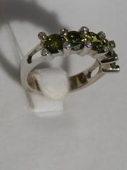 Рони (кольцо из серебра)