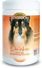 Пудра жесткая для собак и кошек, Bio-Groom Pro White Harsh, 236 мл