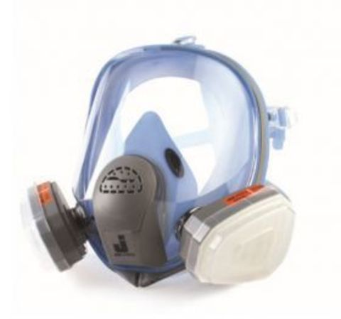 Jeta Pro Полнолицевая маска в комплекте: фильтры A1(2шт), пленка 5901(1шт)