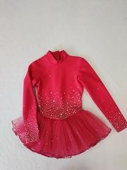 Платье Флуффи (россыпь из страз)