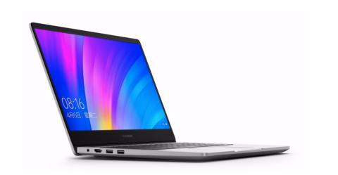 "Ноутбук Xiaomi RedmiBook 14"" II (Intel Core i5-1035G1 1000MHz/14""/1920x1080/8GB/512GB SSD/DVD нет/NVIDIA GeForce MX350 2GB/Wi-Fi/Bluetooth/Windows 10 Home) silver"