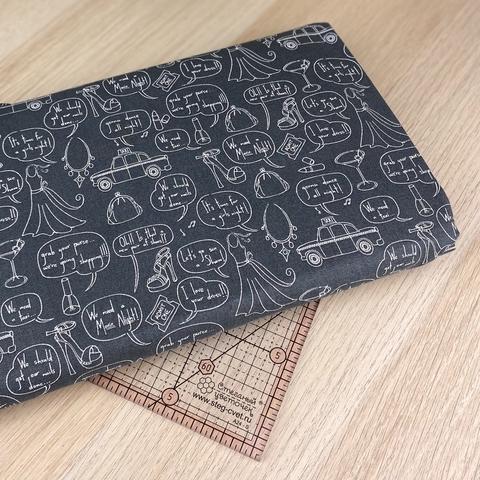 Ткань для пэчворка, хлопок 100% (арт. WF0316)