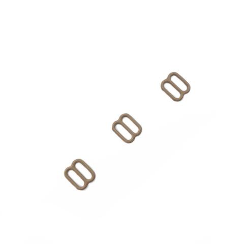 Регулятор для бретели загар 10 мм (цв. 030)