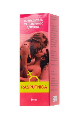 Капли для женщин Rasputnica - 30 мл.