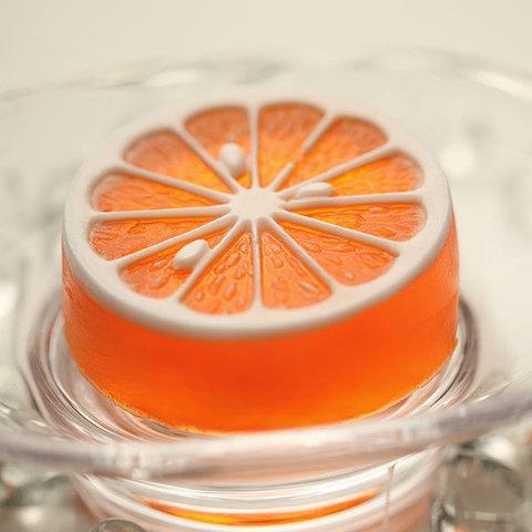 Мыло Апельсинка. Пластиковая форма