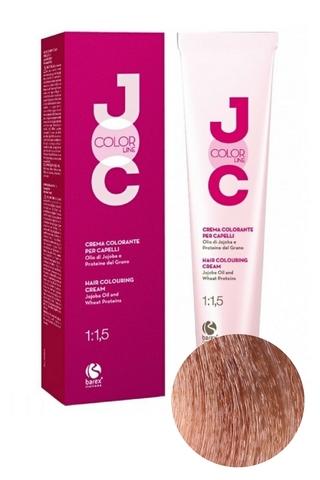 Крем-краска для волос 8.0 светлый блондин JOC COLOR, Barex