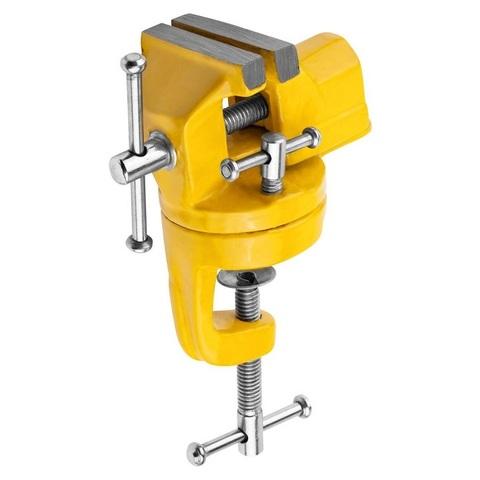 STAYER, 50 мм, настольные тиски для точных работ
