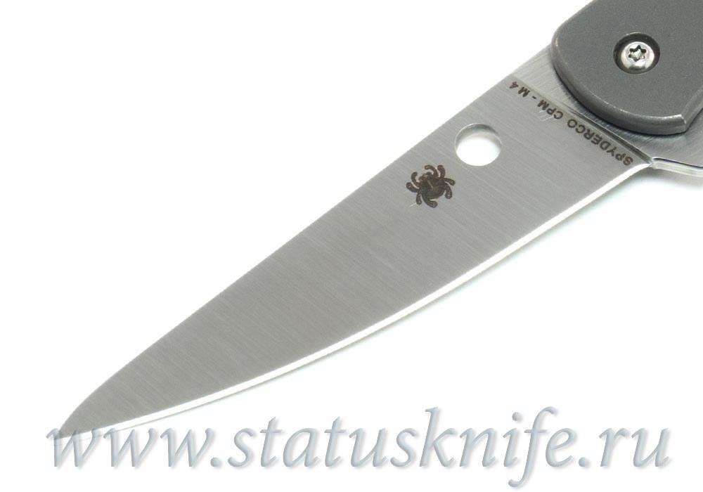 Нож Spyderco Mantra2 C203TIP - фотография