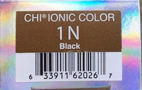 Крем-краска CHI Ионик 1 N 85 гр