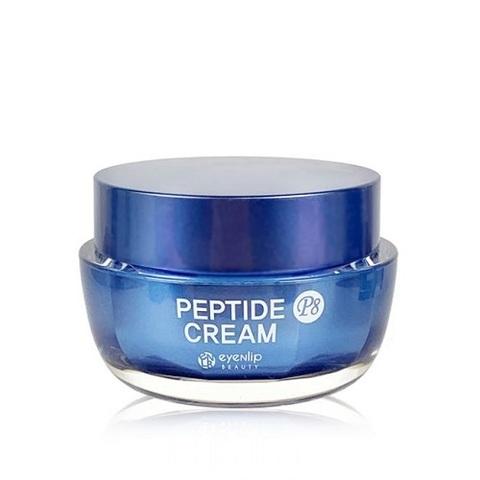 Eyenlip Peptide P8 Cream омолаживающий крем для лица с пептидами