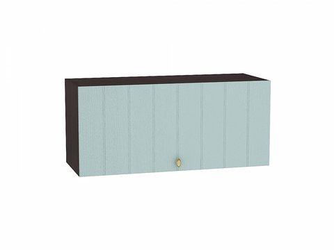 Шкаф верхний горизонтальный 800 Прованс (Голубой)