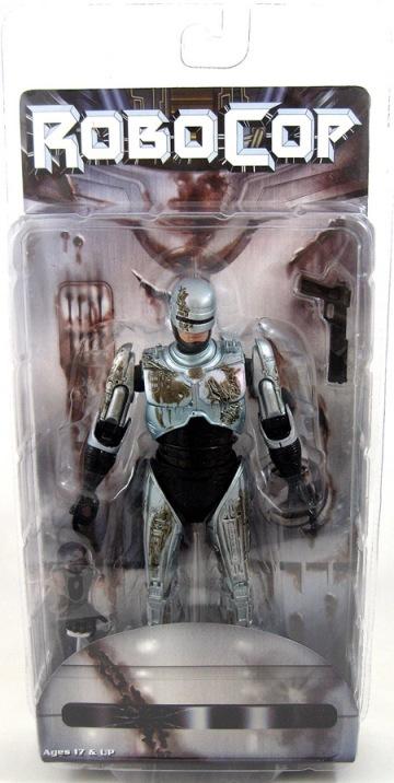 Robocop Battle-Damaged Figure