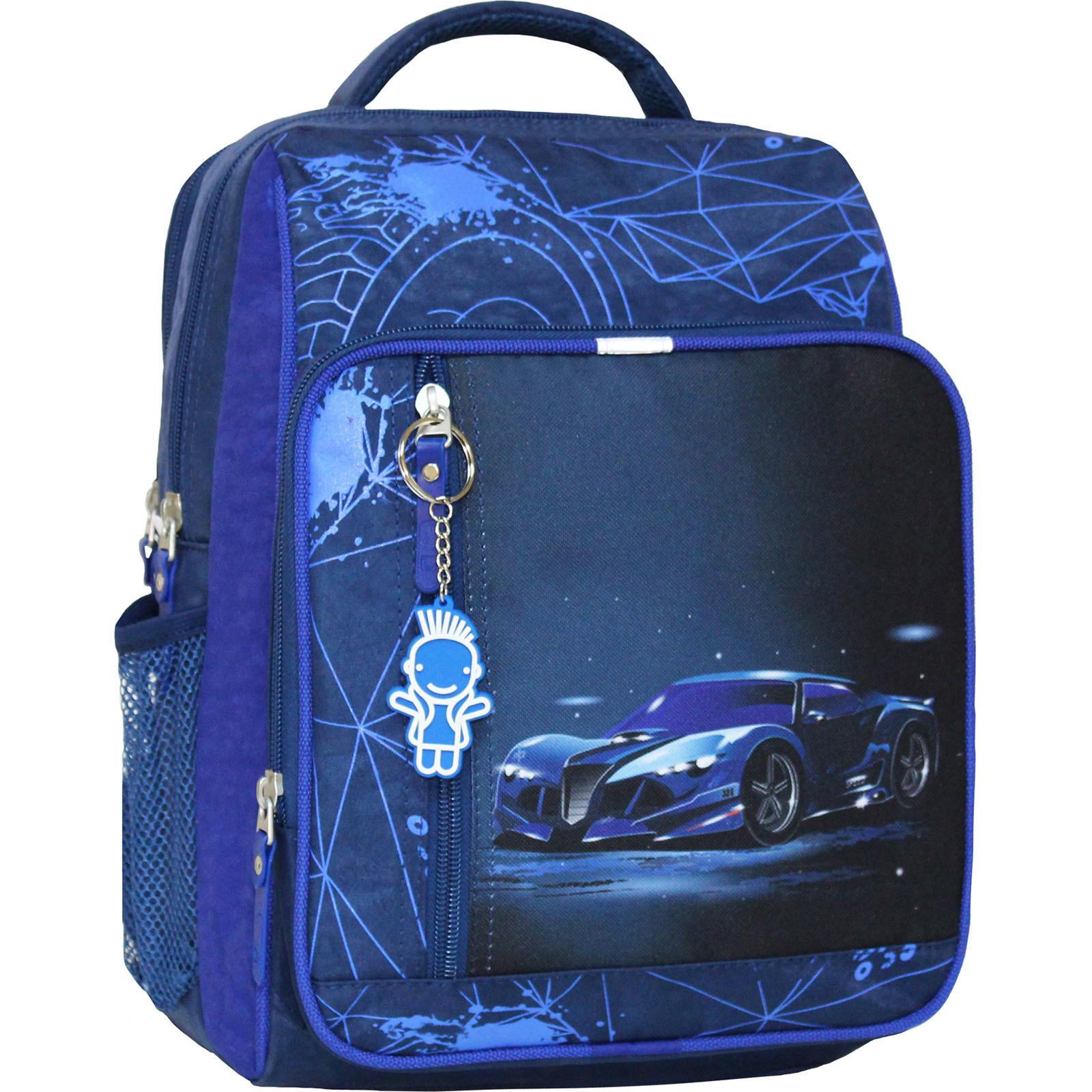 Школьные рюкзаки Рюкзак школьный Bagland Школьник 8 л. 225 синий 248к (00112702) IMG_6406_248К_.JPG