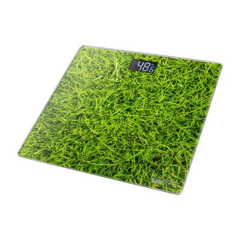 Весы напольные сенсор HOME ELEMENT HE-SC906 {new} молодая трава