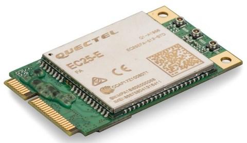 Модуль LTE Quectel EC25-E Mini PCI-e 3G/4G