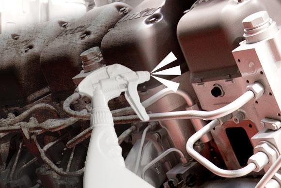 Bilge & engine degreaser №16