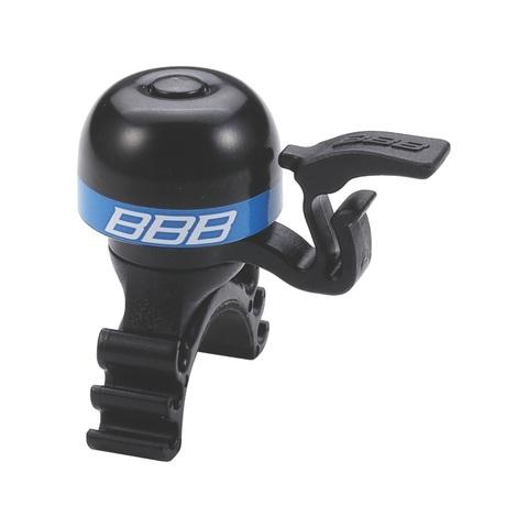 Картинка звонок BBB BBB-16 black blue - 1