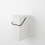 Ведро для мусора SORT&GO 16л, артикул 109942, производитель - Brabantia, фото 9