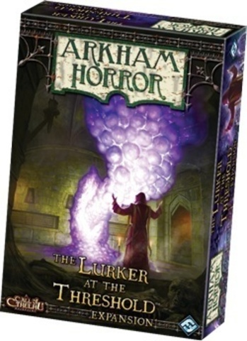 Arkham Horror: The Lurker at the Threshold Exp