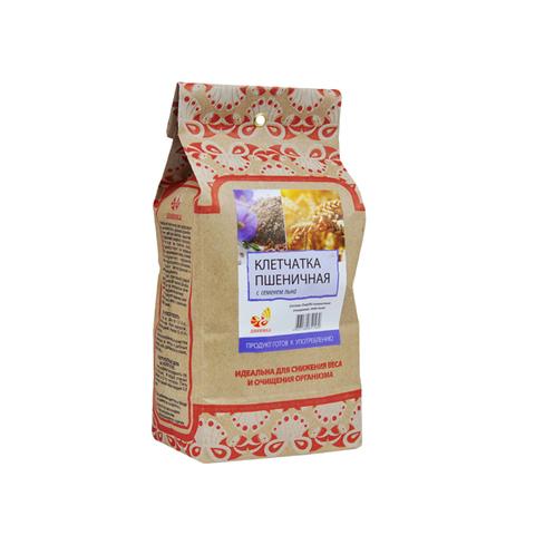 Клетчатка пшеничная со льном, 300 гр. (Дивинка)