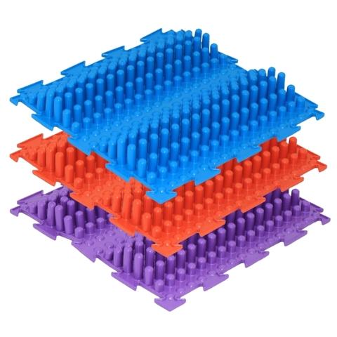 Модульный коврик ОРТО «Волна», жесткая
